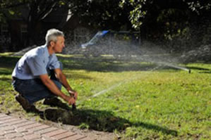 Sprinkler Repair in Saginaw