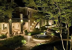 Andys Sprinkler Drainage Systems of Euless Texas is the local residential landscape led low voltage lighting professionals
