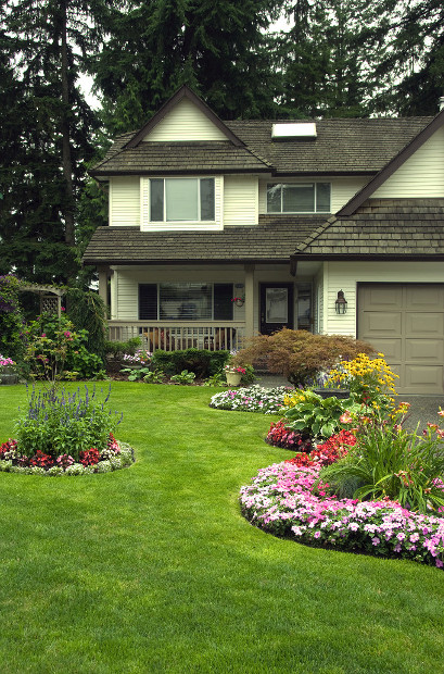 Yard drainage system solutions